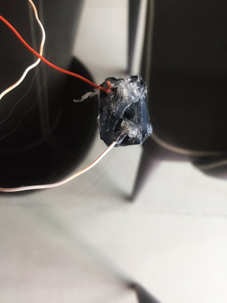 Use a Solder to Melt Two Metals for Them to Attach and Use Sylicon Glue