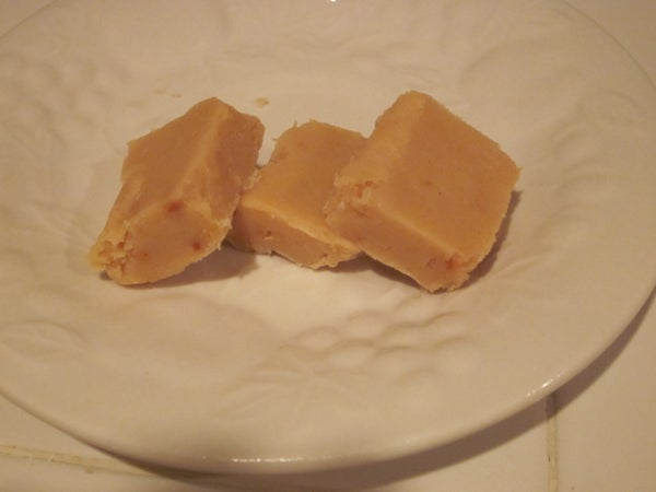 Fast Peanut Butter Candy