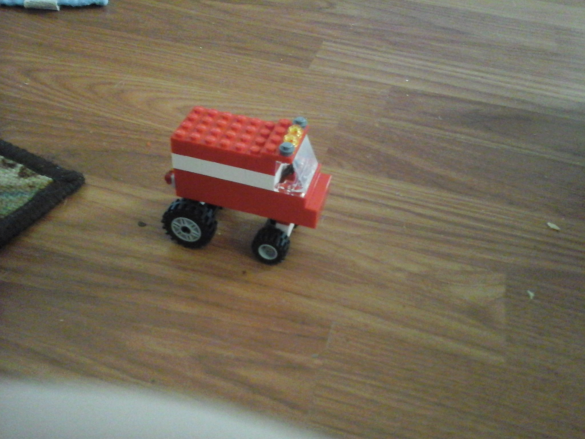 random lego creations