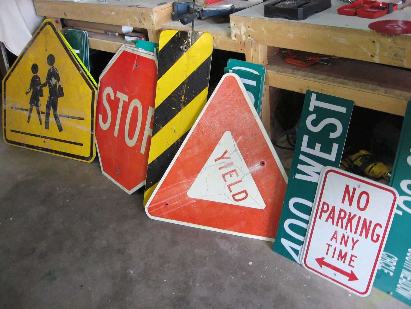 Acquire Some Signs