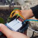 Easy Soil Moisture Sensor Arduino 7 Segment Display