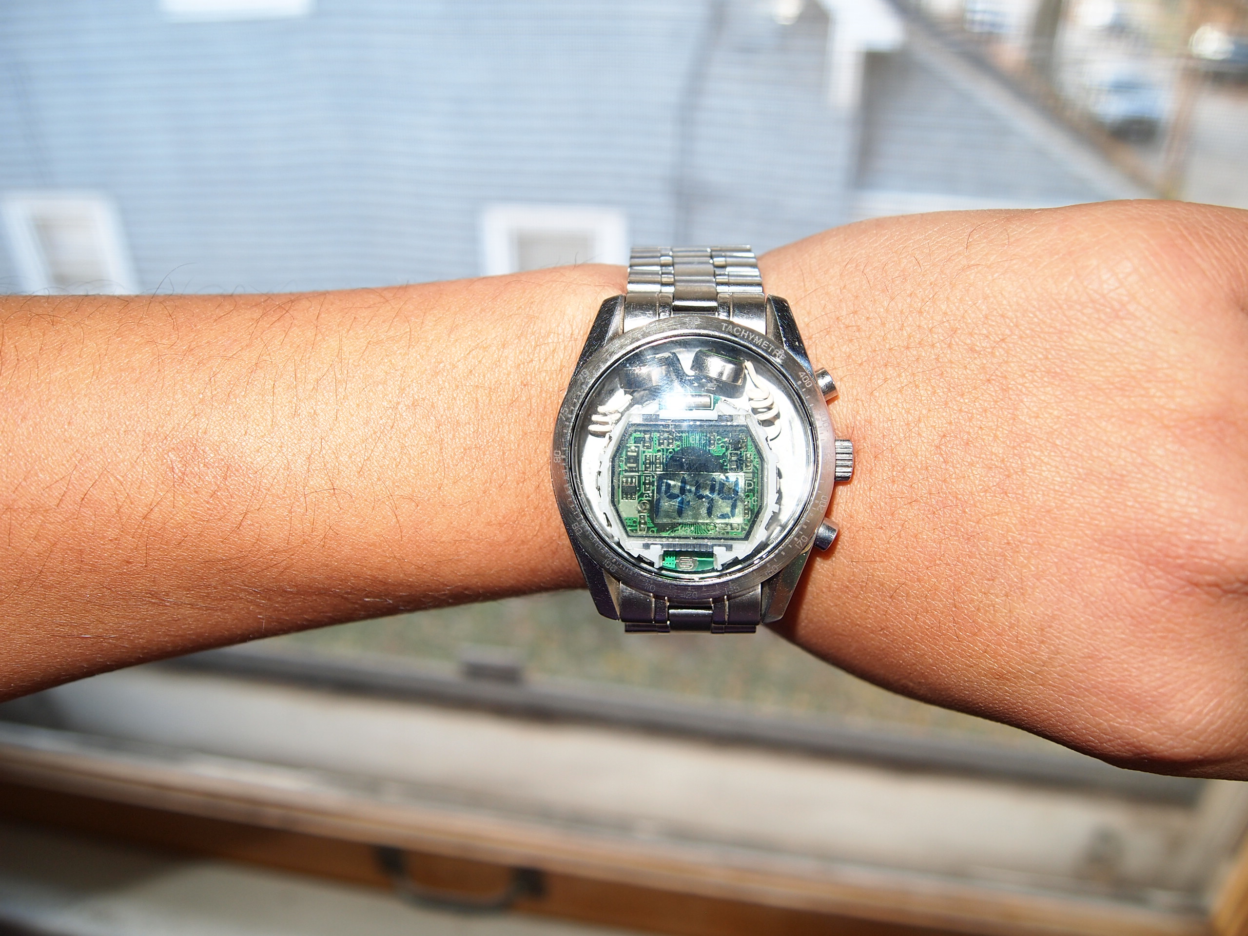 Build/modify a wrist watch! A great gift or just for yourself!