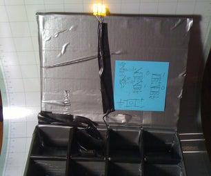 LED Organizer/Book Light