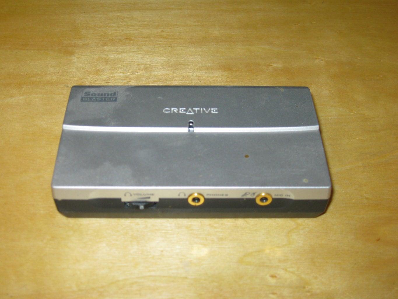Audio Mixer Upgrade