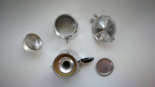 Modify the Coffee Maker
