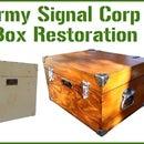 Restauración de la caja del núcleo de señales del ejército