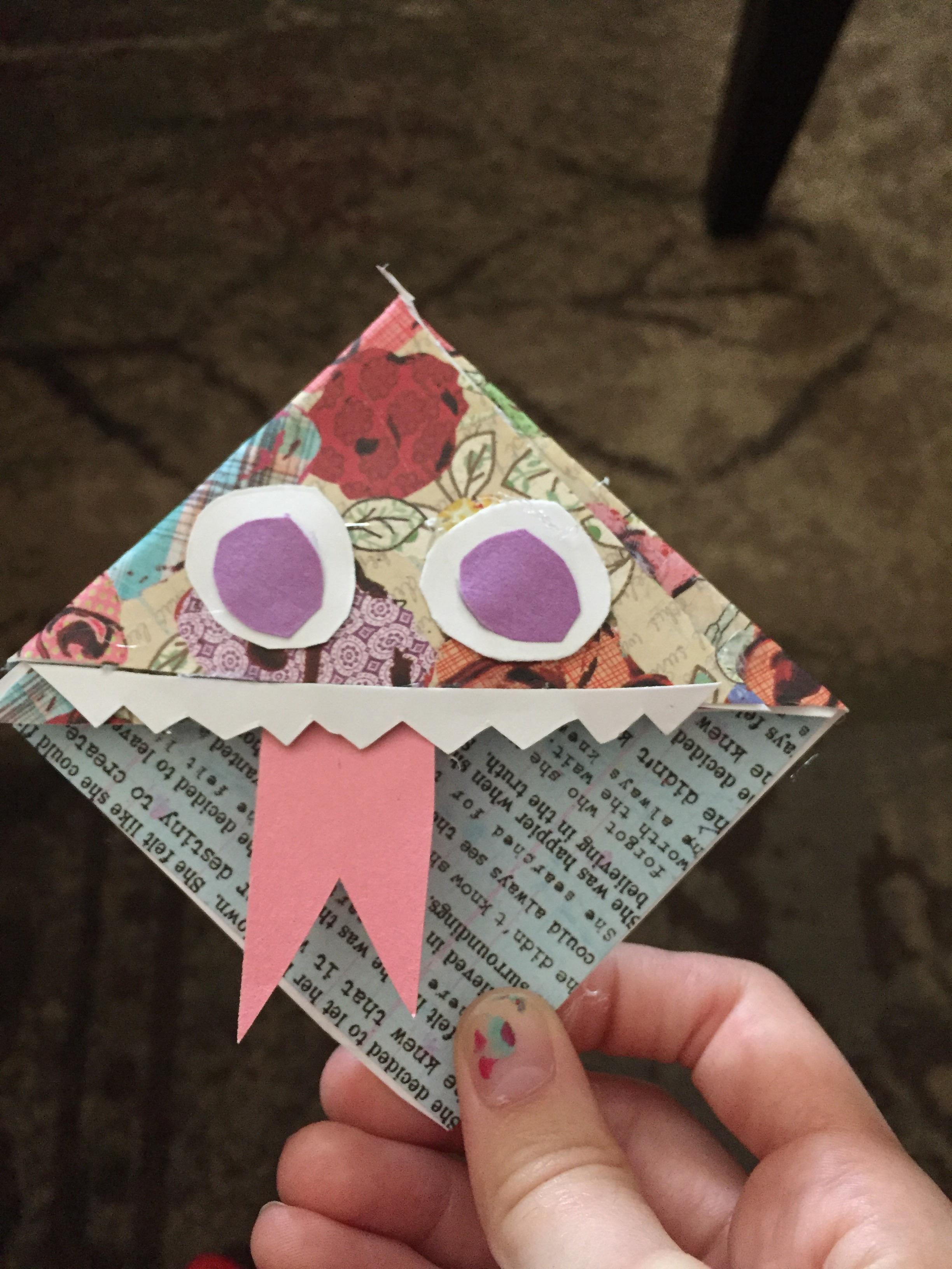 Cute Corner Bookmarks!