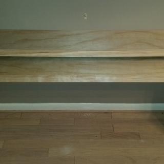 Simple Plywood Desk (Desk 1.0)