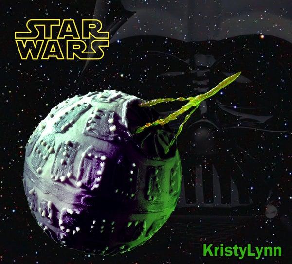 Death Star Dessert