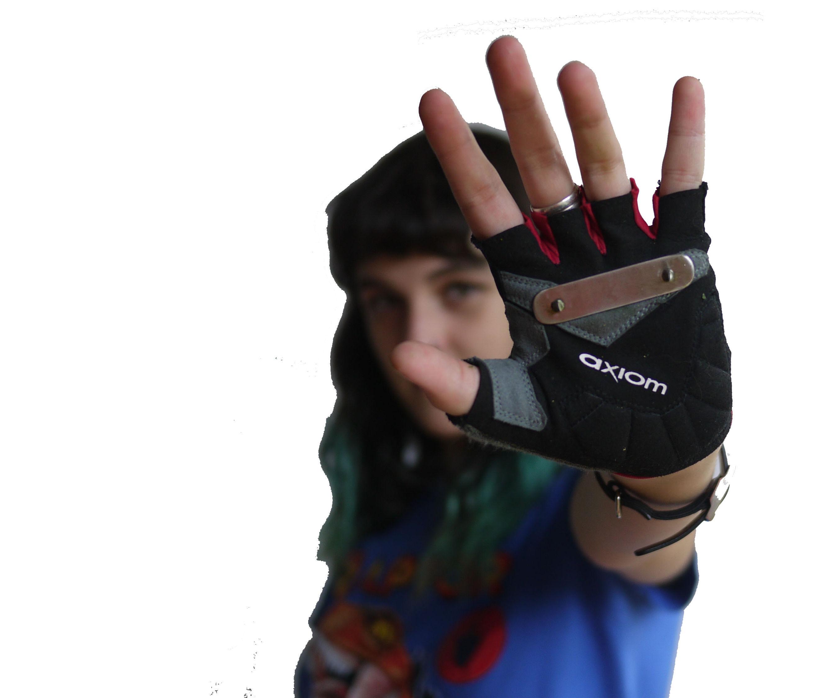 Anti-Rape Gloves