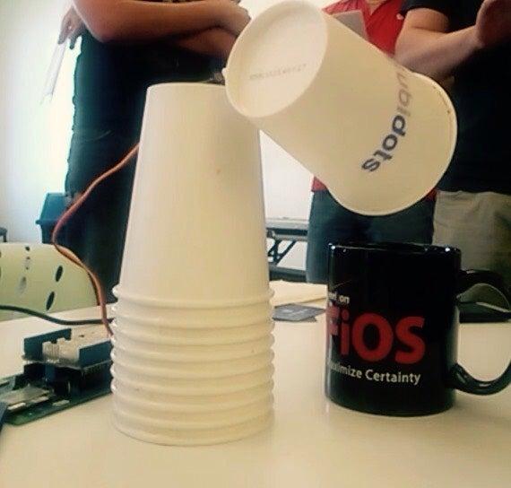 Edison Makes Me a Coffee (code)