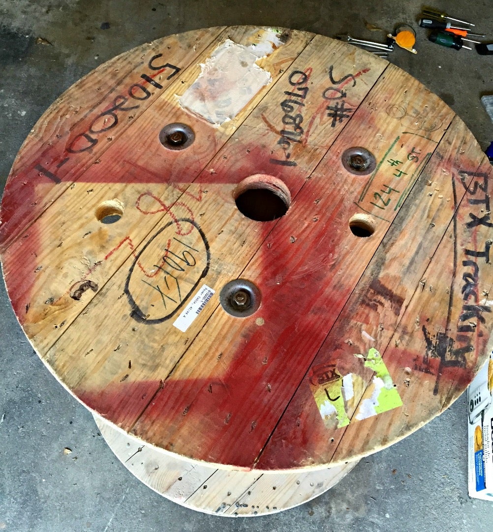 Disassembling and Cleaning/Sanding