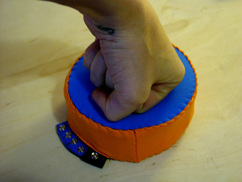 Analog Fabric Joypad