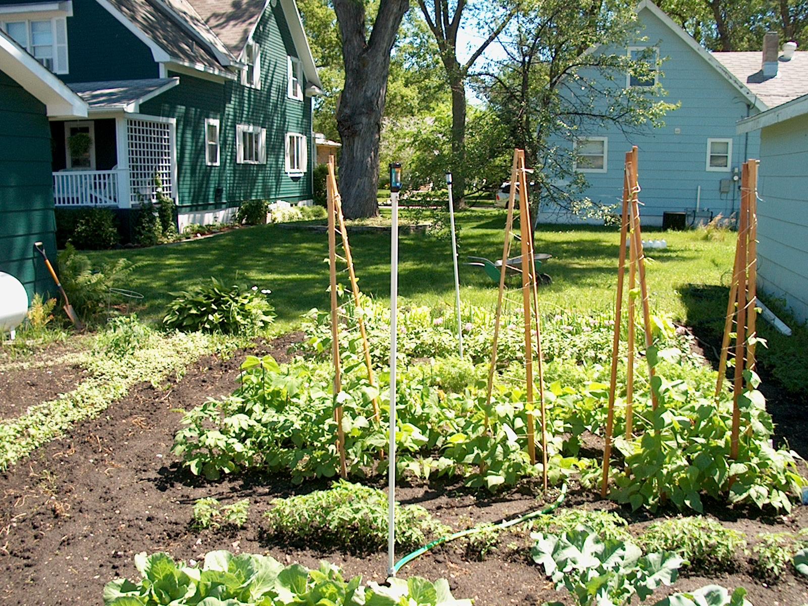 PVC Garden Sprinkler