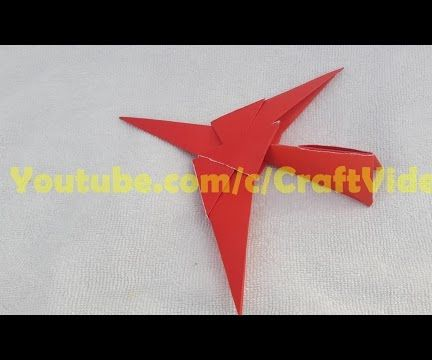 How to make Paper Jets