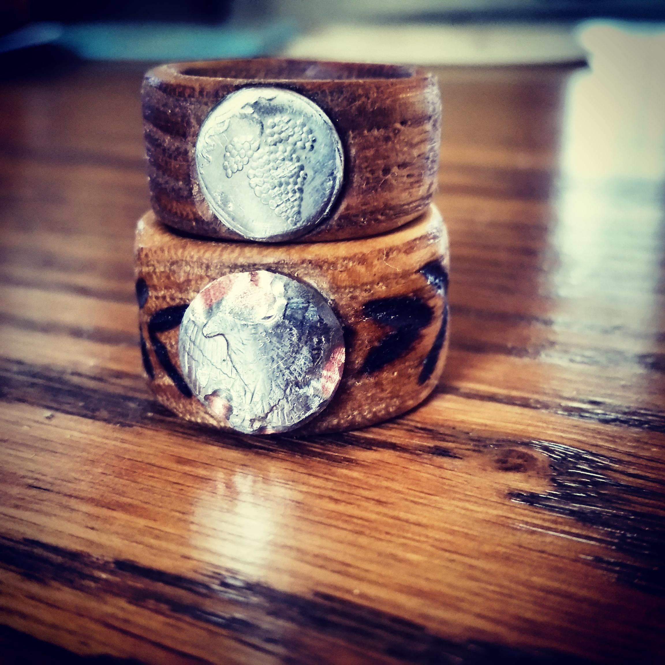 Oak Rings