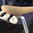Vintage Style Bicycle Saddle Bag