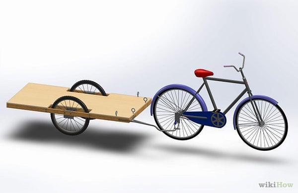 2 Wheel Cargo Trailer.