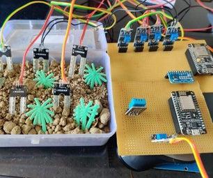 Smart Farming Using IoT