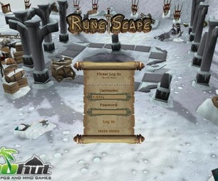 How to Make a Runescape