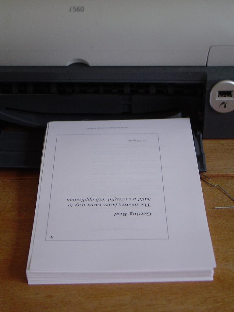 Bind Your Own Paperback Books With Ease 4 Steps Instructables