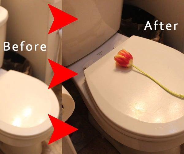 Homemade Before-You-Go Toilet Spray