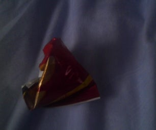 Simple Crisp/Chips Packet Dart [Non-Dangerous]