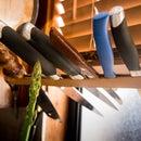 Hanging Offset Knife Holder