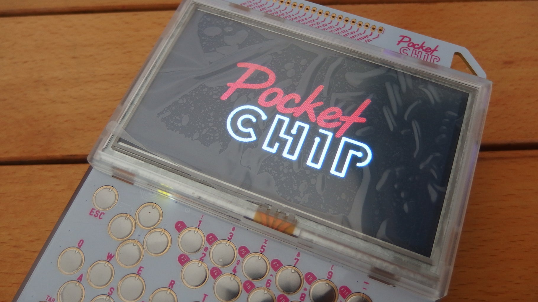 The Features of CHIP and Pocket CHIP