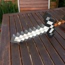 MineCraft Sword (wood)