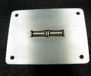 Panel Mount USB Power/charging Station