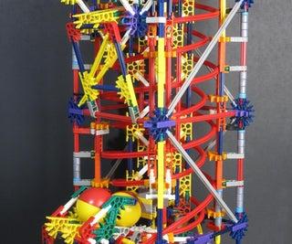 Knex Industrial Helix Lift