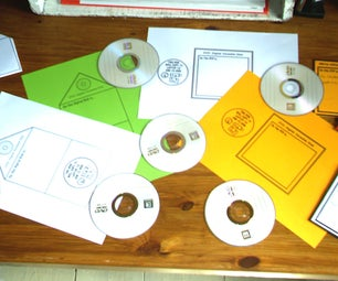 DVD / CD Envelope