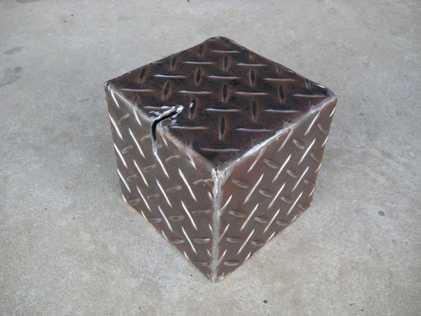 How to Make an Indestructible Money Box