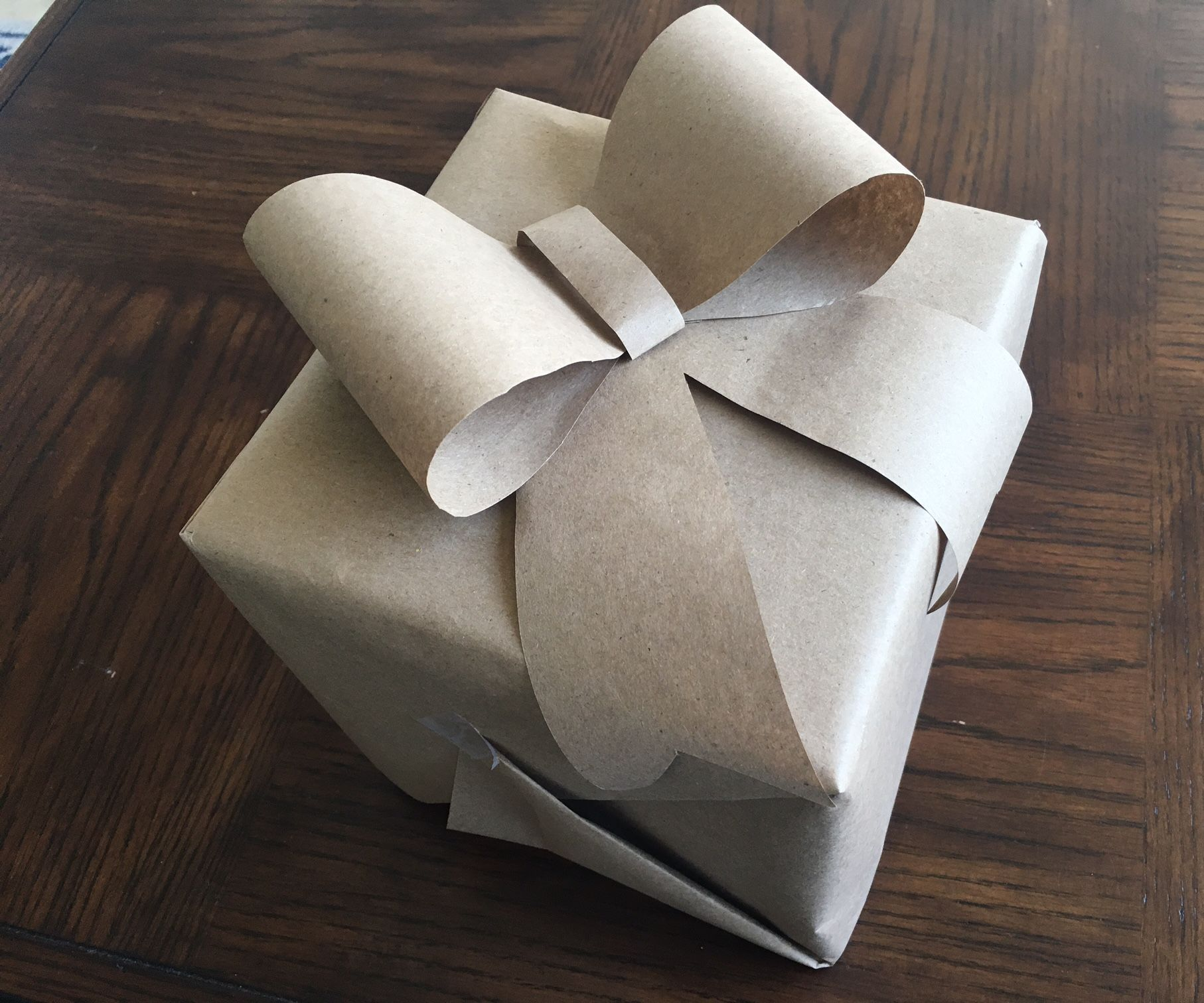 Wrapping Gifts in Nesting Boxes