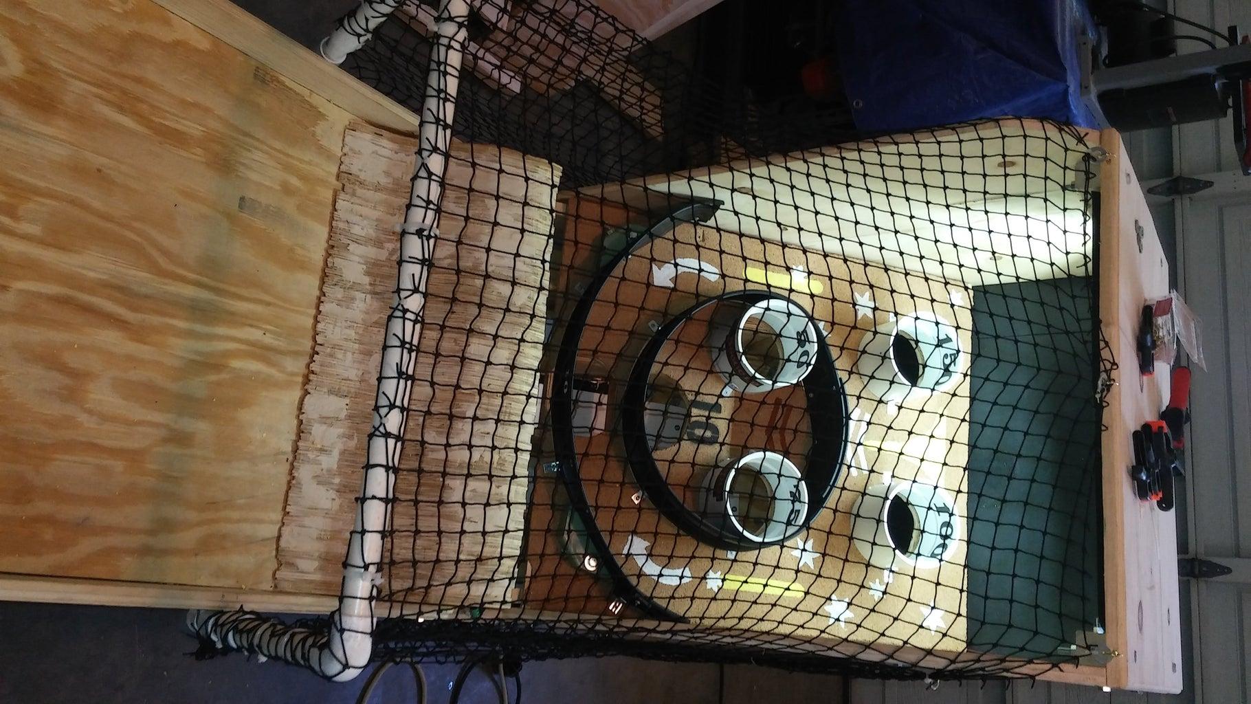 Adding a Net