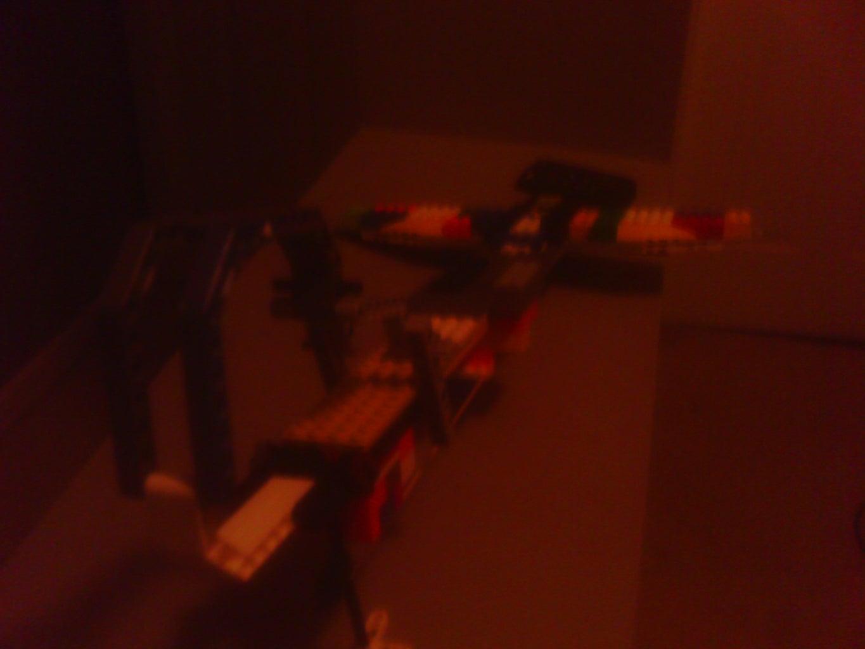 Powerful Lego Crossbow