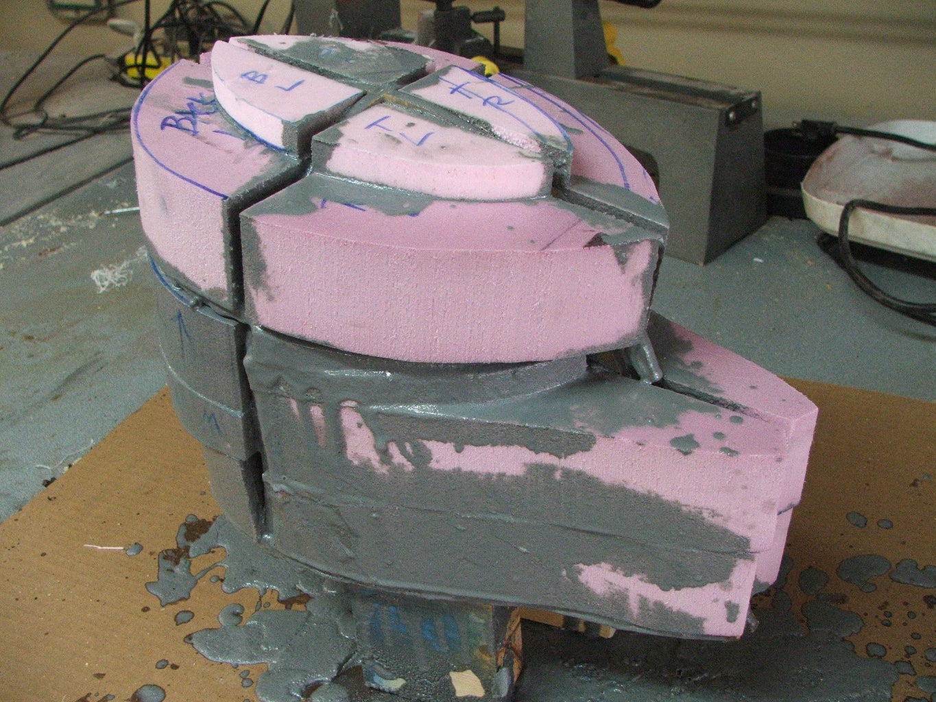 Making the Base Form