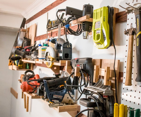 French Cleat Workshop Organization