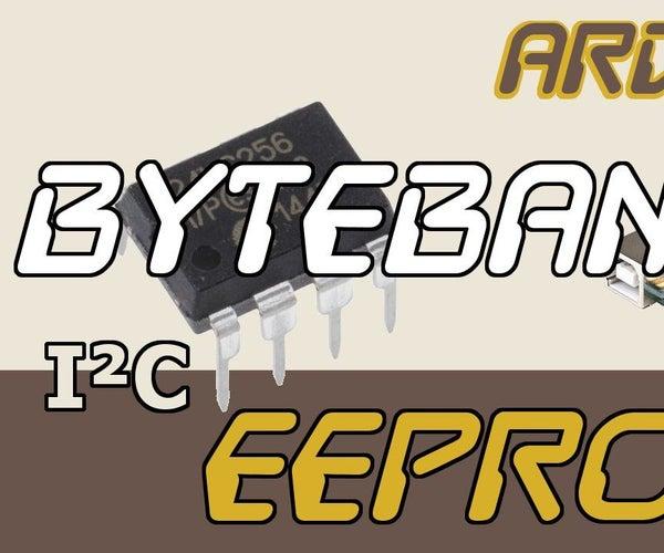 Arduino I²C™ EEPROM BYTEBANGER