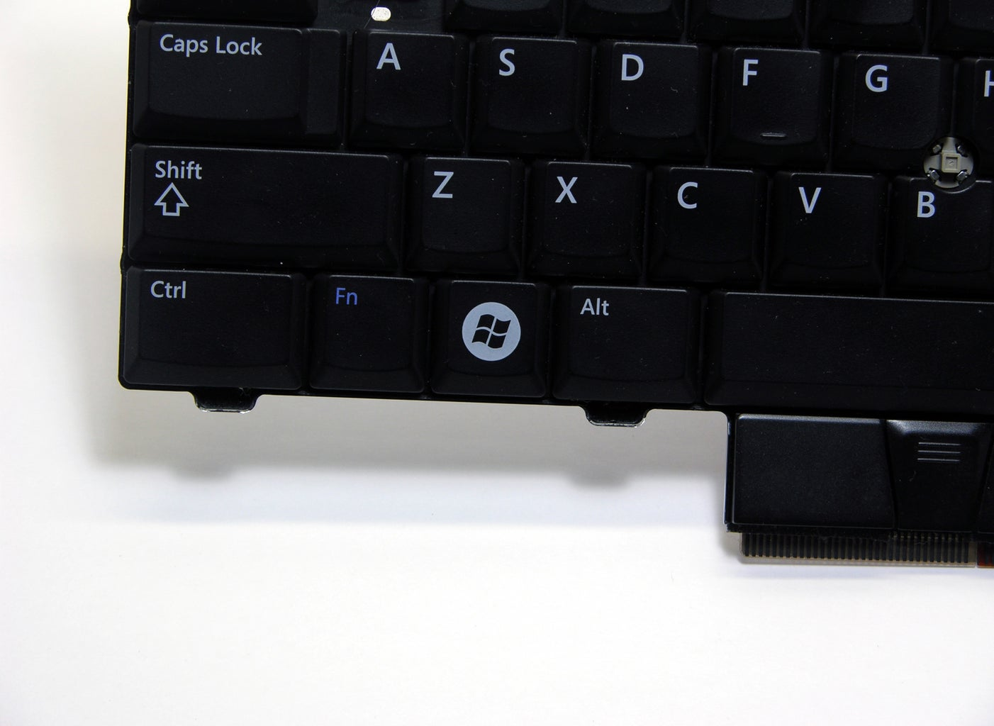 Keyboard Jacket and Shirt Buttons