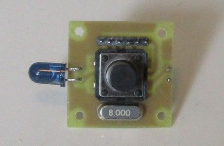 Magic Button - Circuit