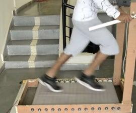 Runn! a Homemade Treadmill