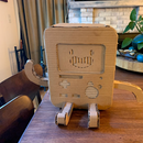 Cardboard BMO