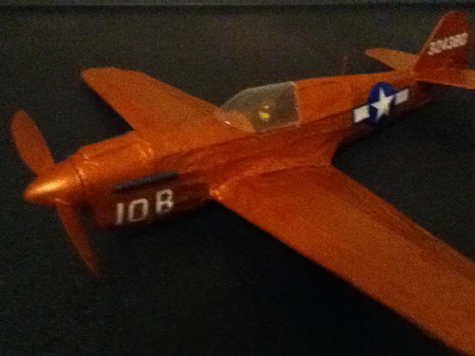 Balsa Wood Plane