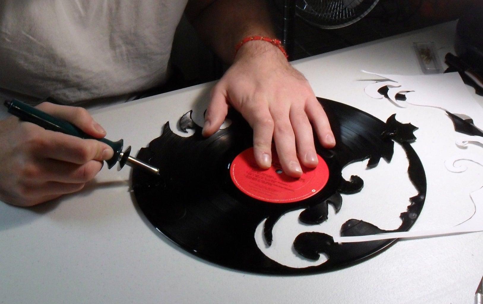 Cut the Vinyl