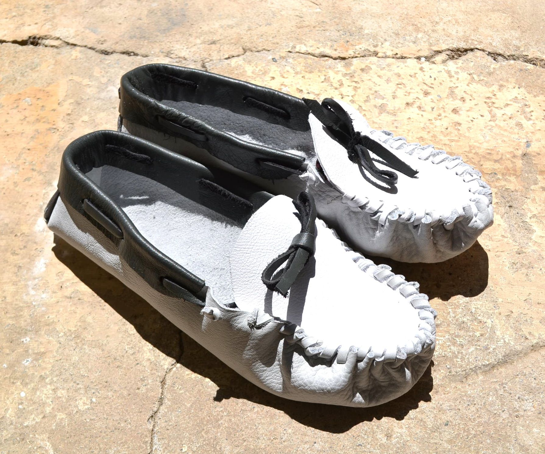 ●DIY MOCCASIN●