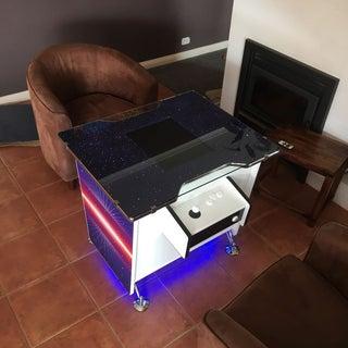 RetroPie Arcade Cabinet (Cocktail Style)