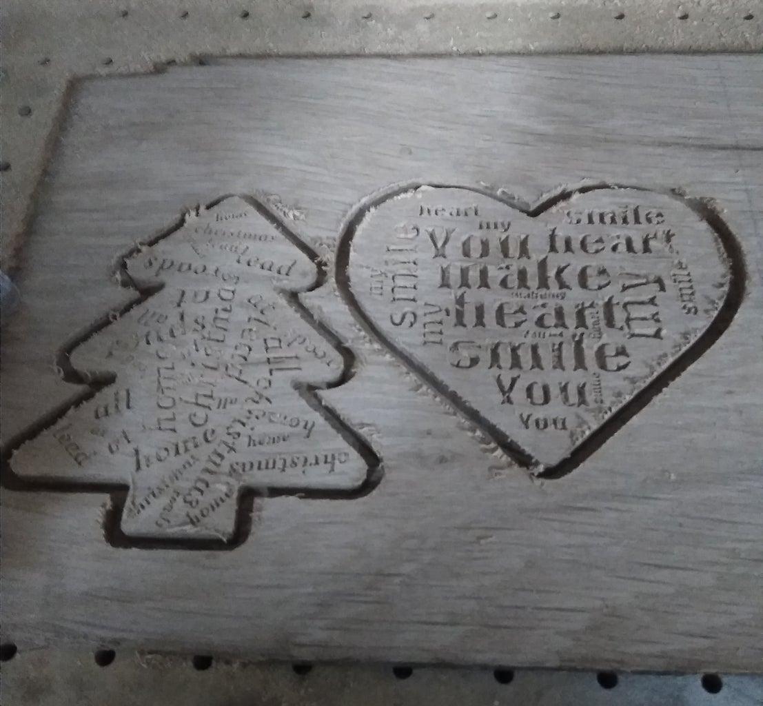 Engraving, Cutting, Finishing...