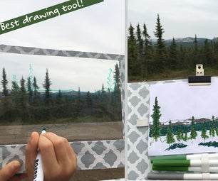 Travel sketch kit that will make you draw like a pro